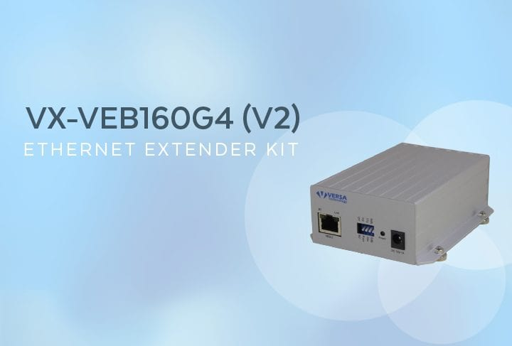 Fastest Ethernet Extender