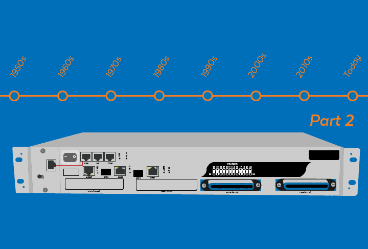 History of DSL Part 2