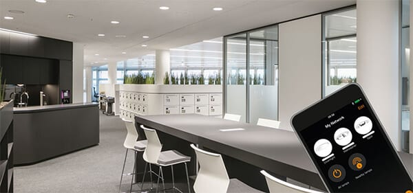 Office Smart Lighting