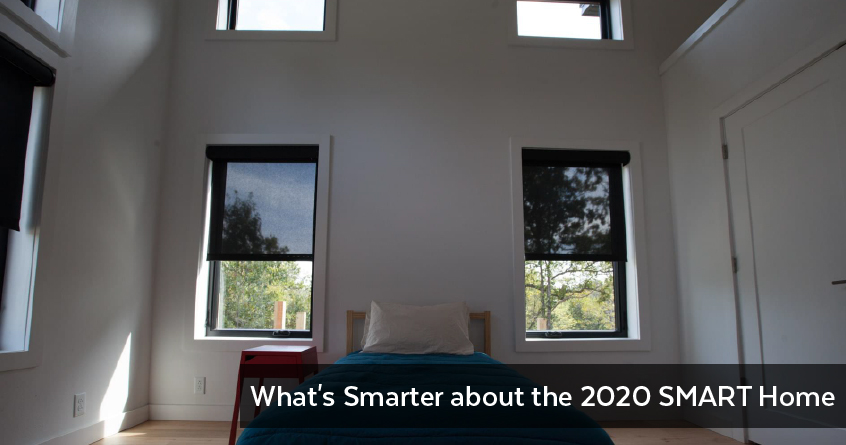 What's Smarter about the 2020 SMART Home
