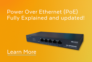What is Power over Ethernet?